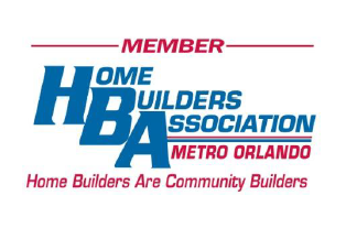 A Proud Member of Home Builders Association of Metro Orlando.